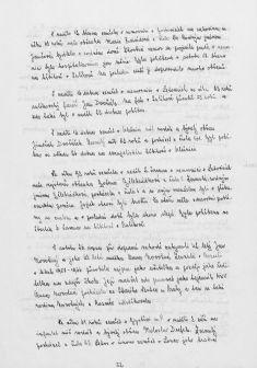Kronika obce IV - 51.list Rok 1995