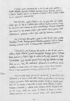 Kronika obce IV - 67.list Rok 1996