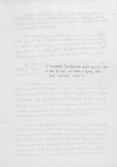 Kronika obce IV - 68.list Rok 1996
