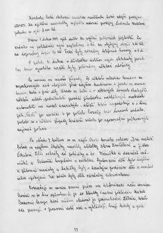 Kronika obce IV - 75.list Rok 1997