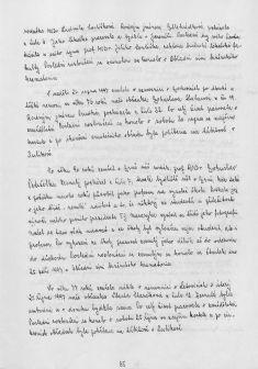 Kronika obce IV - 83.list Rok 1997