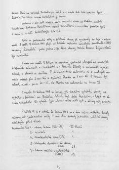 Kronika obce IV - 91.list Rok 1998