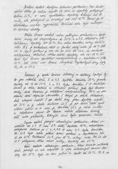 Kronika obce IV - 130.list Rok 2000