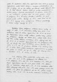 Kronika obce IV - 152.list Rok 2001