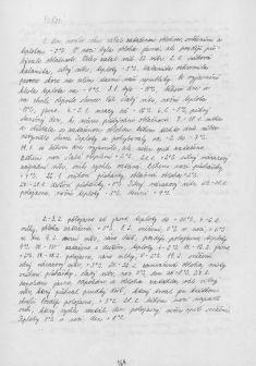 Kronika obce IV - 167.list Rok 2002