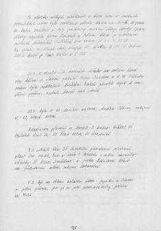 Kronika obce IV - 173.list Rok 2003