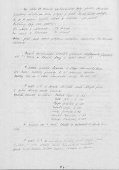 Kronika obce IV - 176.list Rok 2003