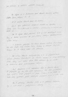 Kronika obce IV - 179.list Rok 2003