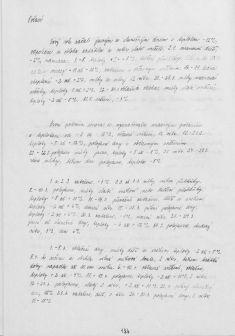 Kronika obce IV - 184.list Rok 2003