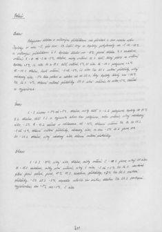 Kronika obce IV - 199.list Rok 2004