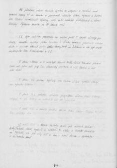 Kronika obce IV - 208.list Rok 2005