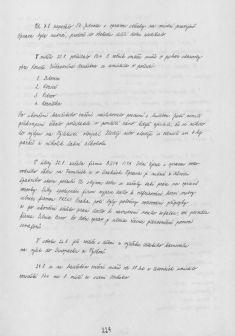Kronika obce IV - 227.list Rok 2006