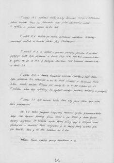 Kronika obce IV - 240.list Rok 2007