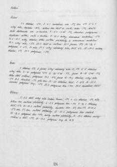 Kronika obce IV - 276.list Rok 2008