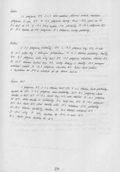 Kronika obce IV - 277.list Rok 2008